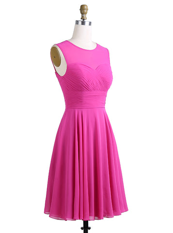 products/short-bridesmaid-dresses-fuchsia-bridesmaid-dress-simple-bridesmaid-dress-bd00215-2.jpg
