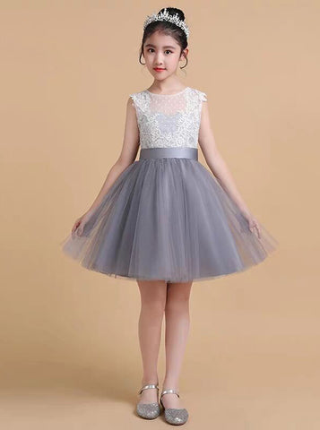 products/silver-birthday-party-dress-for-teens-tulle-knee-length-junior-bridesmaid-dress-jb00048-3.jpg