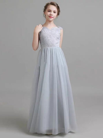 products/silver-junior-bridesmaid-dresses-tulle-junior-bridesmaid-dress-jb00056-2.jpg