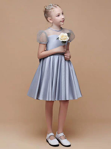 products/silver-taffeta-little-girls-party-dresses-short-junior-bridesmaid-dress-with-sleeves-jb00078-3.jpg