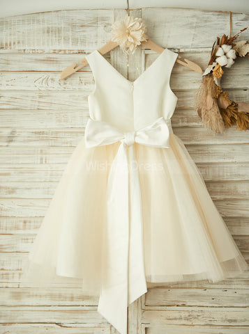 products/simple-flower-girl-dress-lovely-flower-girl-dress-girl-party-dress-with-sash-fd00121-3.jpg