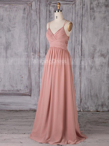 products/spaghetti-straps-bridesmaid-dresses-chiffon-long-bridesmaid-dress-bd00361-4.jpg
