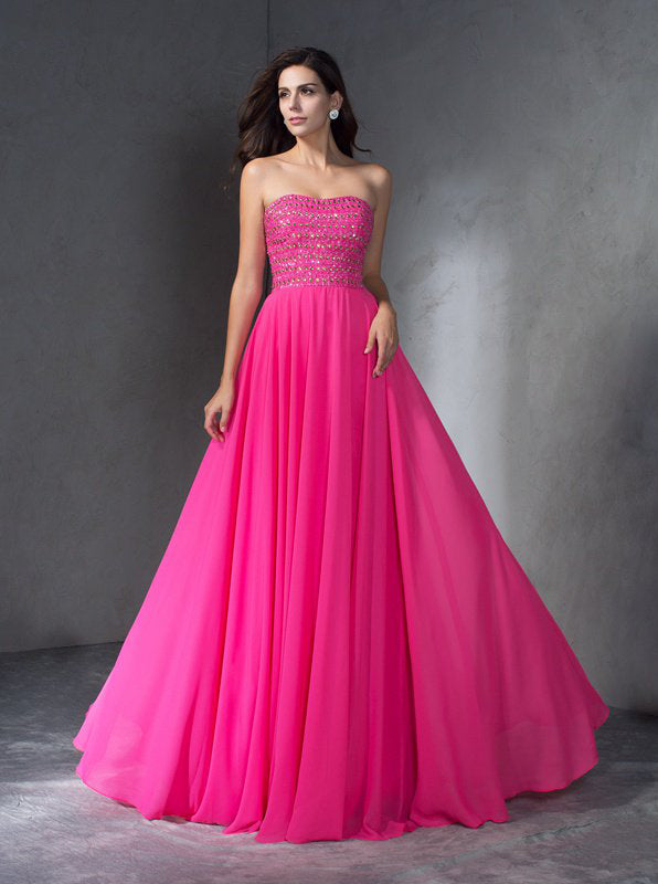 264adfb8612 Strapless Prom Dress for Teens