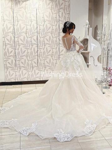 products/stylish-wedding-dress-with-long-sleeves-wedding-dress-with-detachable-overskirt-wd00638-1.jpg
