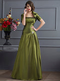 Taffeta Mother of the Bride Dresses with Jacket,Elegant Mother of the Bride Dress,MD00057