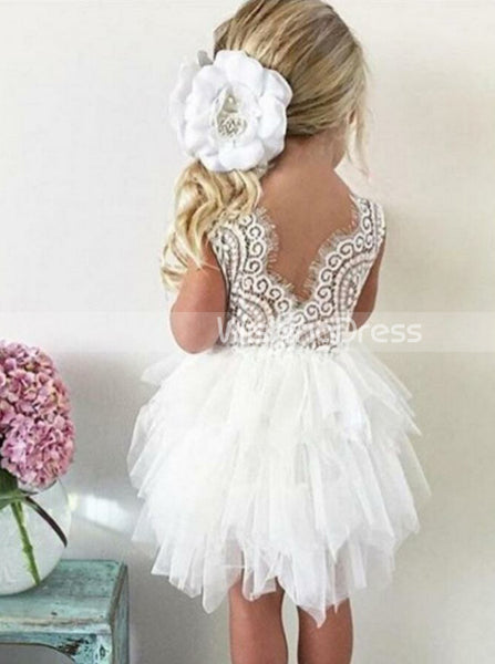 Tulle Flower Girl Dresses,Baby Flower Girl Dress,Cute Flower Girl Dress,FD00023
