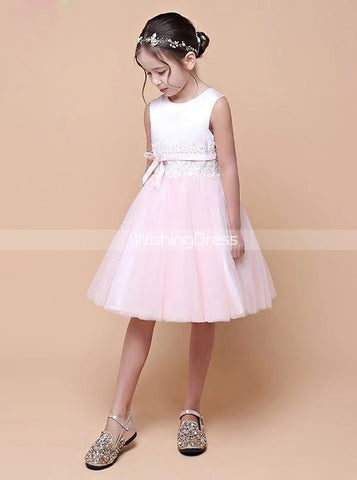 products/two-tone-junior-bridesmaid-dress-knee-length-birthday-party-dress-jb00071-3.jpg