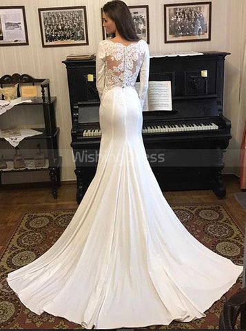 products/vintage-bridal-gowns-mermaid-wedding-dress-with-sleeves-wd00347.jpg