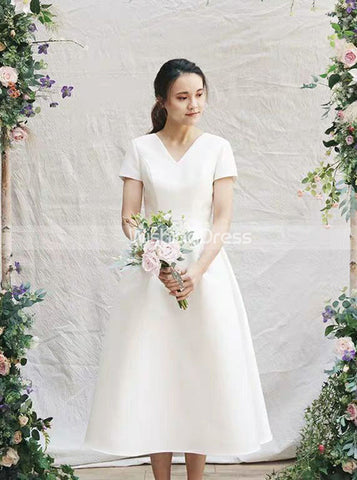 products/vintage-satin-wedding-dresses-tea-length-wedding-dress-with-short-sleeves-wd00438.jpg