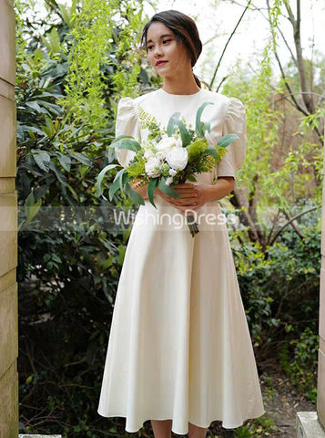 products/vintage-tea-length-wedding-dresses-high-neck-satin-wedding-dress-wd00442.jpg