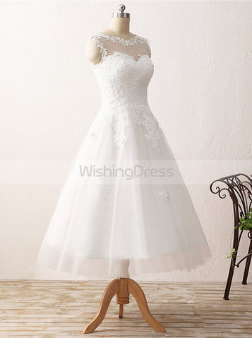 1751ddc02d products vintage-wedding-dresses-tea-length-wedding-dress-