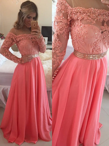 products/watermelon-prom-dresses-prom-dress-with-sleeves-long-prom-dress-pd00330-1.jpg