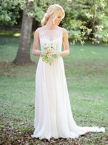 products/wedding-dresses-with-sweep-train-beach-wedding-dress-elegant-wedding-dress-wd00314-2.jpg