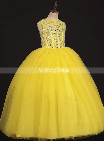 products/yellow-classic-little-princess-gown-tulle-high-neck-little-girl-pageant-dress-gpd0032-4.jpg