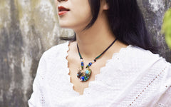 OneMe Moonlight Clavicle Necklace