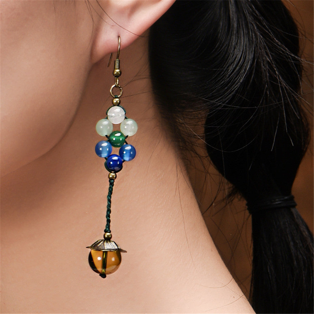 OneMe Mini Lamp Creative Handmade Earrings