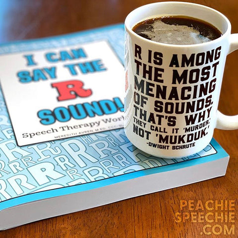I Can Say the R Sound by Peachie Speechie
