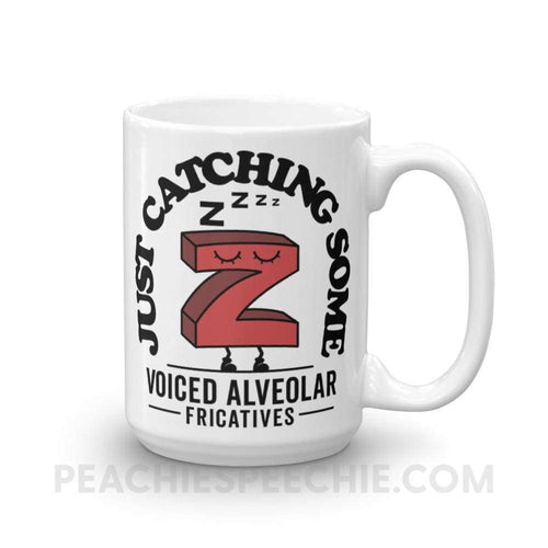 Coffee Mug - 15oz - Mugs Coffee Mug peachiespeechie.com