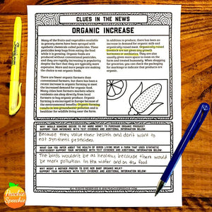 I Can Make Inferences Using Text Evidence: No-Prep Workbook - Materials I Can Make Inferences Using Text Evidence: No-Prep Workbook