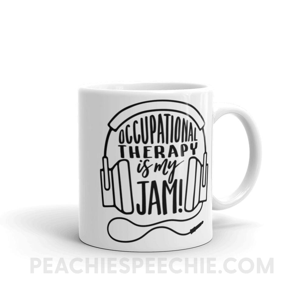 Coffee Mug - 11oz - Mugs Coffee Mug peachiespeechie.com