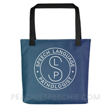Load image into Gallery viewer, Tote Bag - Black - Bags Tote Bag peachiespeechie.com