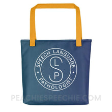 Load image into Gallery viewer, Tote Bag - Yellow - Bags Tote Bag peachiespeechie.com