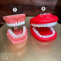 mouth models #7 and 8