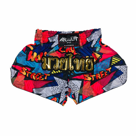 Arrow Wow Street Arwut Muay Thai Shorts