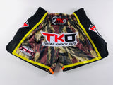 TKO Muay Thai Camo Shorts