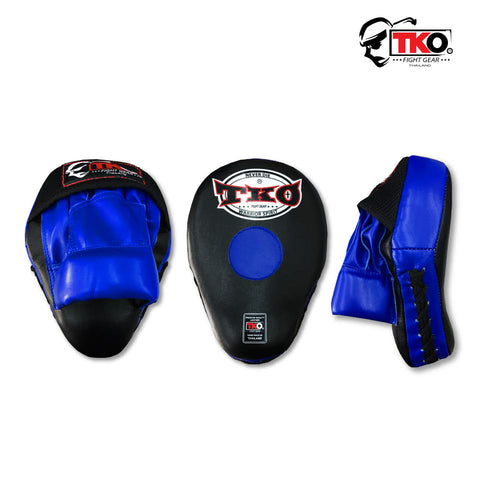 TKO Focus Mitts Curved