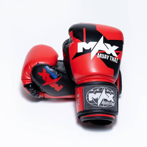 Max Muay Thai Boxing Gloves