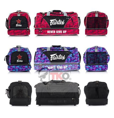 Fairtex Gym Bag - BAG2
