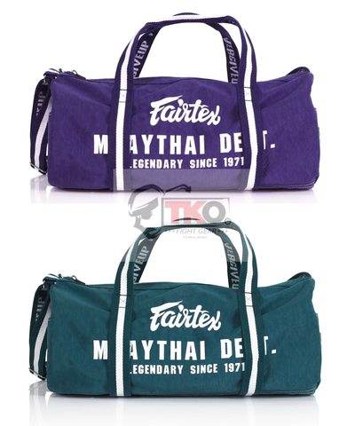 Fairtex Gym Bag - BAG9