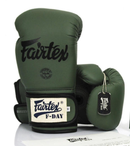 Fairtex Boxing Gloves BGV11