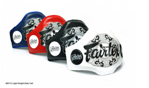 Fairtex Belly Pad - BPV2