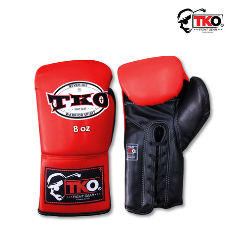 TKO Boxing Gloves (Lace Up)