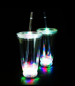 16OZ Glow Cups Glow Part Cups Glowing Party Cups