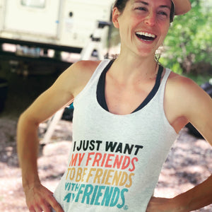 Friends with Friends Tee