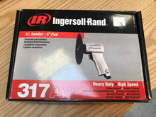 "Load image into Gallery viewer, Ingersoll Rand Air Sander 5"" Pad"
