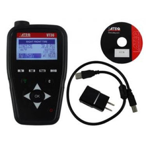 VT36- TPMS Sensor Activation and Programming Tool Part #: ATQ-VT36 0000
