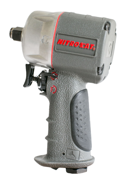 Compact & Lightweight Composite Impact Wrench Part #: ACA-1076 XL Drive: 3/8