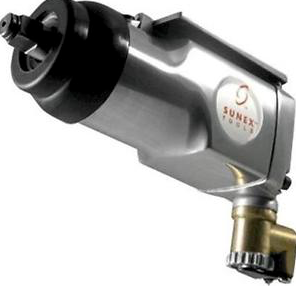 Palm Grip Impact Wrench, 6.25