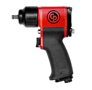 "Heavy Duty Impact Wrench Part #: CP-724H  Drive: 3/8""  Max Torque Forward/Reverse: 170-200 ft-lbs  RPM: 8500  dBA: 104"