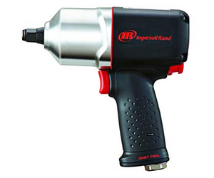 "Quiet, Lightweight Impactool Part #: IR-2135QXPA  Drive: 1/2""  Loosening Torque: 1100 ft-lbs  Max Torque Forward/Reverse: 550-780 ft-lbs  RPM: 11,000  dBA: 90.7"
