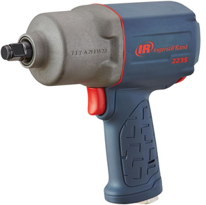 "Titanium MAX Impactool Part #: IR-2235TIMAX  Drive: 1/2""  Loosening Torque: 1350 ft-lbs  Max Torque Forward/Reverse: 900-930 ft-lbs  RPM: 8500  dBA: 98"