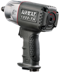 "Impact Wrench Part #: ACA-1000TH  Drive: 1/2""  Loosening Torque: 1000 ft-lbs  Max Torque Forward/Reverse: 800 ft-lbs  RPM: 8000  dBA: 86"