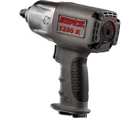 "NitroCat Kevlar Composite Impact Wrench Part #: ACA-1200K  Drive: 1/2""  Loosening Torque: 1200 ft-lbs  Max Torque Forward/Reverse: 200-900 ft-lbs  RPM: 8000  dBA: 86"