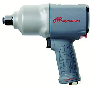 "Ultra Duty Lightweight Quiet Impact Wrench Part #: IRI-2145QIMAX  Drive: 3/4""  Max Torque Forward/Reverse: 1100-1350 ft-lbs  RPM: 7000  dBA: 91.1"
