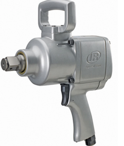 "Heavy Duty Impact Wrench Part #: IR-295A  Drive: 1""  Max Torque Forward/Reverse: 900-1475 ft-lbs  RPM: 5000  dBA: 112.1"