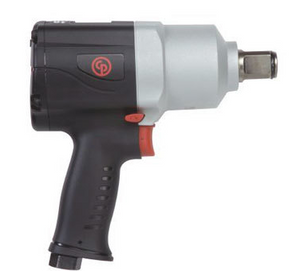 "Heavy Duty Impact Wrench Part #: CP-7779  Drive: 1""  Max Torque Forward/Reverse: 1080-1440 ft-lbs  RPM: 7000  dBA: 108"